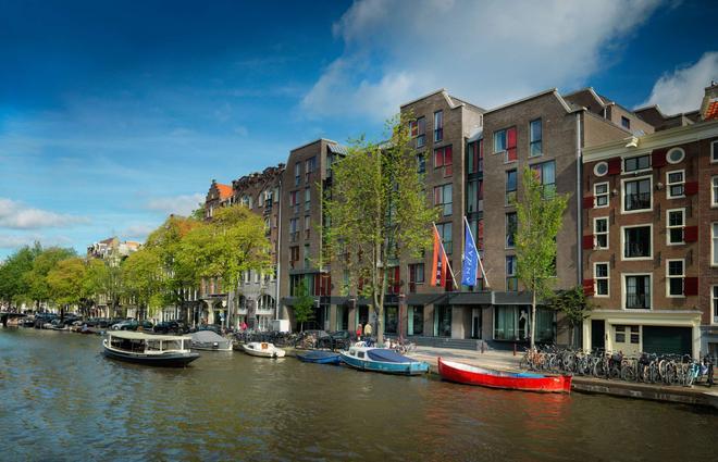 Andaz Amsterdam, Prinsengracht - Amsterdam - Building