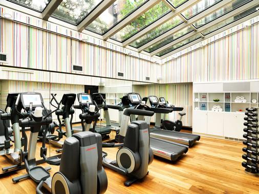 Andaz Amsterdam, Prinsengracht - Amsterdam - Gym