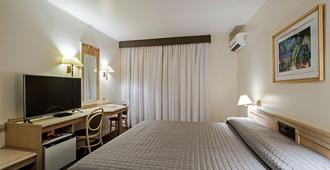 Trevi Hotel & Business - Curitiba - Bedroom