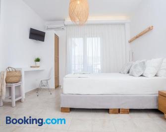 Enpy Apartments - Foinikounta - Bedroom