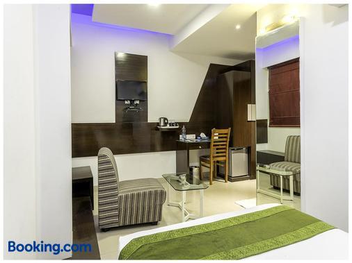 Treebo Trend Edge - Thành phố Bangalore - Phòng khách