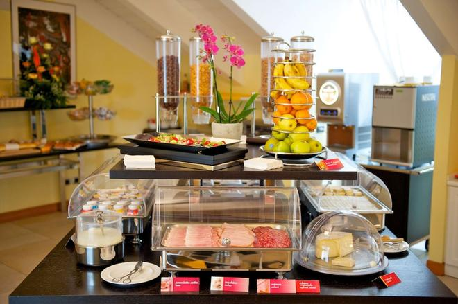 Best Western Crystal Palace Hotel - Turin - Buffet