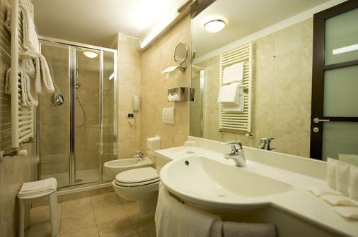 Best Western Crystal Palace Hotel - Turín - Baño
