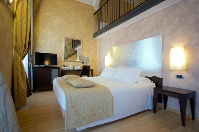 Best Western Crystal Palace Hotel - Turin - Phòng ngủ