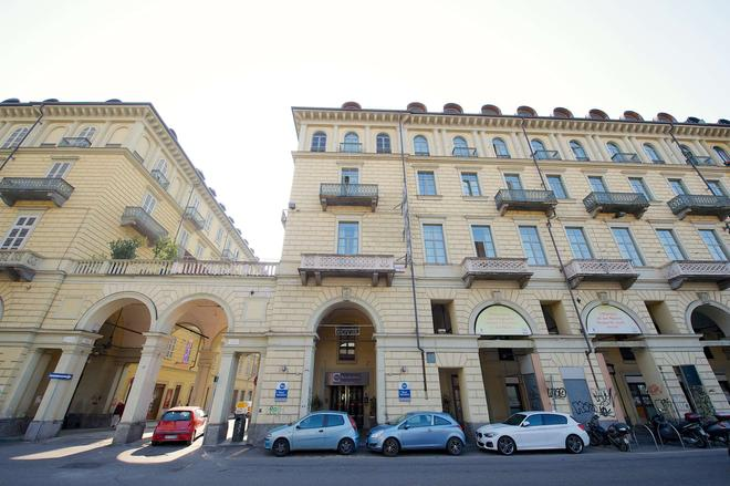 Best Western Crystal Palace Hotel - Turin - Bâtiment