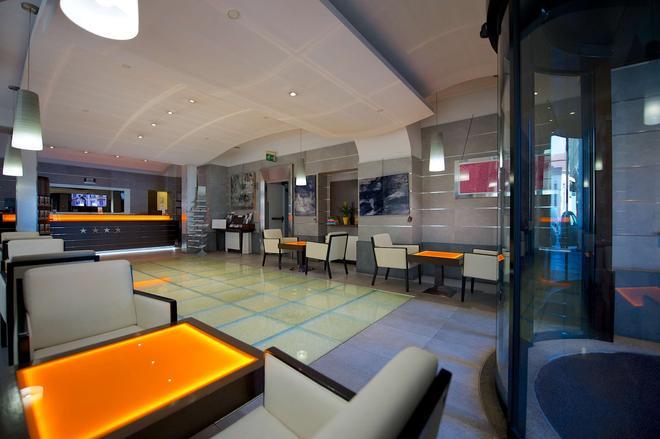 Best Western Crystal Palace Hotel - Turin - Lobby