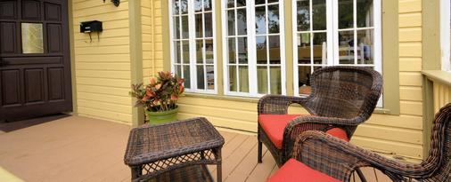 Agustin Inn - St. Augustine - Patio