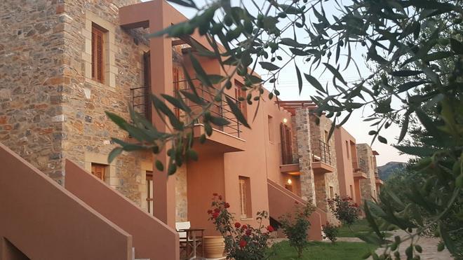Liotrivi Historical Mansion & Boutique Hotel - Monemvasia - Outdoor view