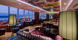 Hotel Indigo Xiamen Harbour - Xiamen - Lounge