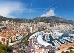Novotel Monte-Carlo - Monaco - Näkymät ulkona