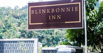 Blinkbonnie Inn - Kandy - Θέα στην ύπαιθρο