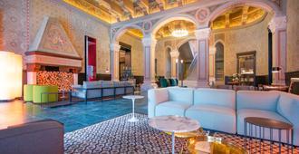 Grand Hotel Billia - Saint Vincent - Lounge