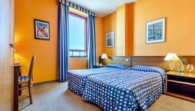 Columbus Sea Hotel - Γένοβα - Κρεβατοκάμαρα