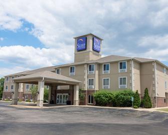 Sleep Inn and Suites Washington - Washington - Edificio