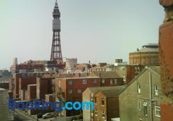 Arlingtons - Blackpool - Outdoors view