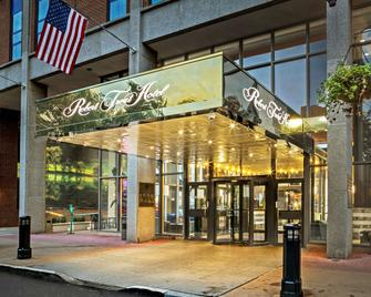 Best Western Plus Robert Treat Hotel - Newark - Building