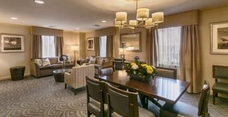 Best Western Plus Robert Treat Hotel - Newark - Dining room