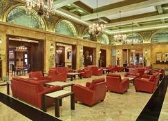Congress Plaza Hotel - Chicago - Sala d'estar