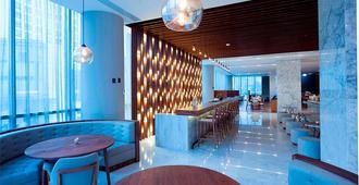 AC Hotel by Marriott Santa Fe - מקסיקו סיטי - מסעדה