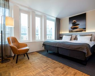 Hotel Birger Jarl - Stockholm - Bedroom