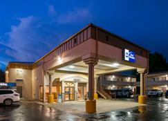 Best Western Plains Motel - Wall - Building