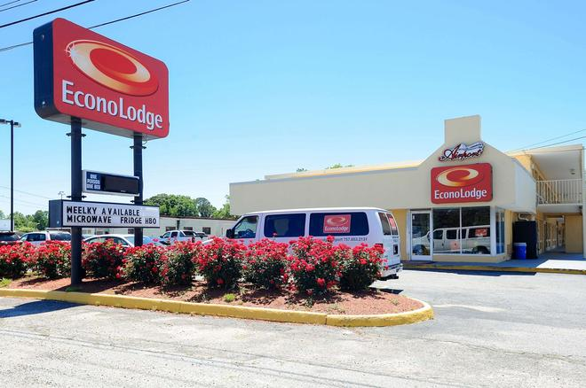 Econo Lodge Airport - Norfolk - Bygning