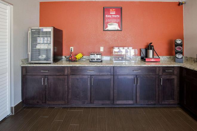Econo Lodge Airport - Norfolk - Buffet