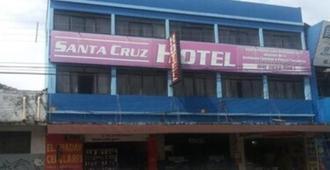 Santa Cruz Hotel - Goiânia - Edifício