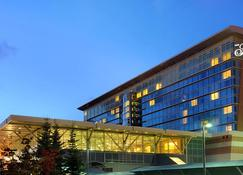 Fairmont Vancouver Airport - Richmond - Edificio