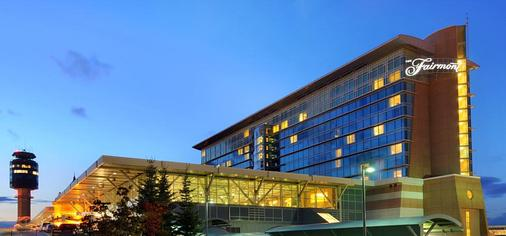 Fairmont Vancouver Airport - Richmond - Building