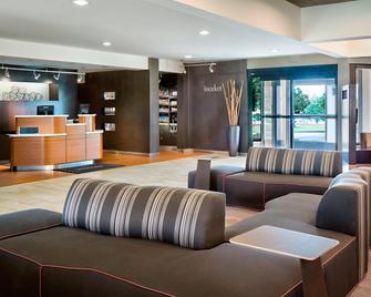 Courtyard By Marriott Dallas Arlington/Entertainment Dist. - Arlington - Lobby