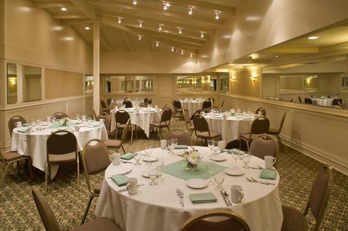 貝斯特韋斯特七海酒店 - 聖地亞哥 - 宴會廳