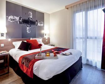 阿達吉奧埃克斯昂普羅旺斯中央城市公寓酒店 - 普羅旺斯地區艾克斯 - 艾克斯普羅旺斯 - 臥室