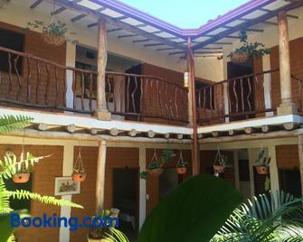 Casa Aparicio Lopez - Barichara - Gebouw