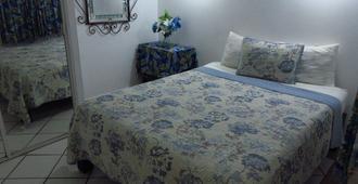 Alexandross Hostel Bnb - Puerto Vallarta - Makuuhuone