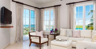 Blue Haven Resort - Providenciales - Living room