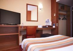 基里亞德尼姆奧斯特酒店 - 尼姆 - 尼姆 - 臥室