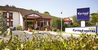 Hotel Kyriad Nimes Ouest - Νιμ - Κτίριο