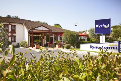 基里亞德尼姆奧斯特酒店 - 尼姆 - 尼姆 - 建築