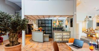 基里亞德尼姆奧斯特酒店 - 尼姆 - 尼姆 - 酒吧