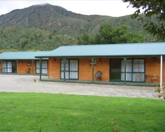 Kiwi Park Motels & Holiday Park - Murchison - Building