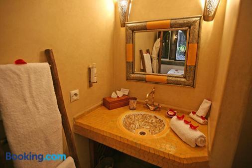 Riad La Porte Rouge - Μαρακές - Μπάνιο