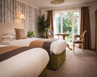 Flackley Ash Hotel - Рай - Спальня