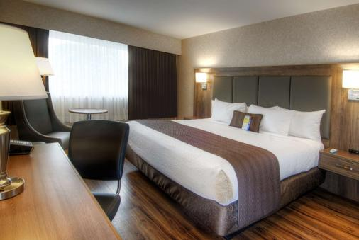 Days Inn by Wyndham Victoria On The Harbour - Victoria - Makuuhuone