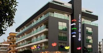 Green Garden Suites Hotel - Alanya - Edifício