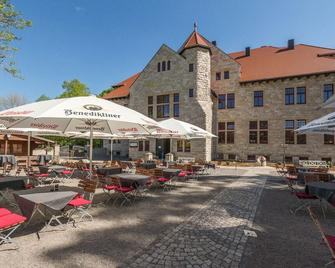 Waldschlösschen Wangen - Nebra - Binnenhof