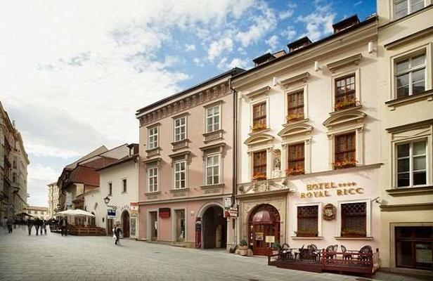 Royal Ricc - Brno - Building