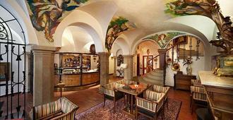 Hotel Royal Ricc - ברנו - מסעדה