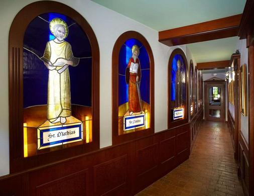 Hotel Royal Ricc - Brno - Hallway