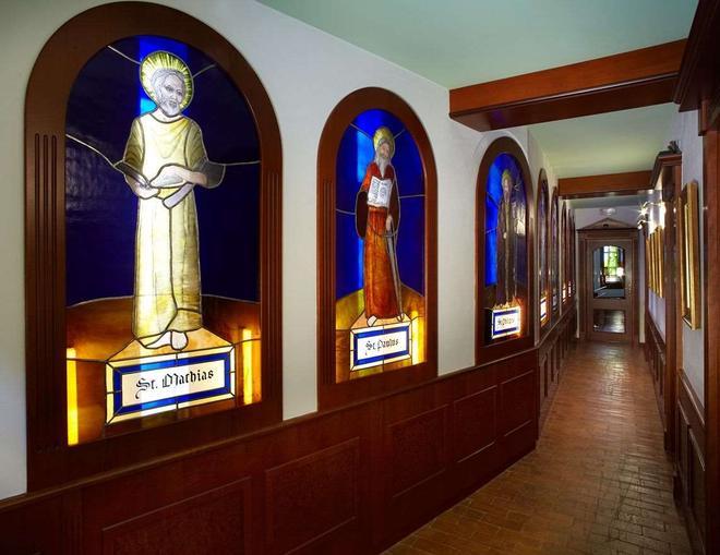 Royal Ricc - Brno - Hallway